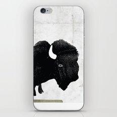 THE KING OF PRAIRIE iPhone & iPod Skin