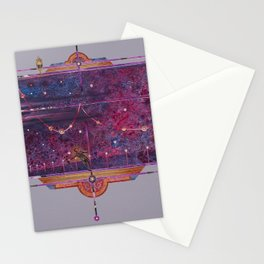 Night Victory Stationery Cards