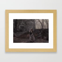 All Those Things You Said Framed Art Print