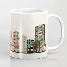 toledo city skyline Coffee Mug