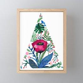 Inside the mind of a botanist Framed Mini Art Print
