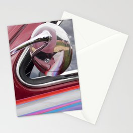 Vintage Car 6 Stationery Cards