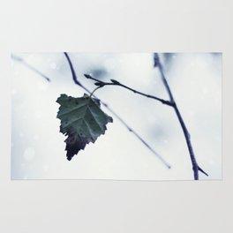 The last leaf Rug