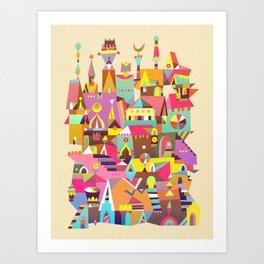 Structura 1 Art Print