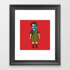 Braveheart Republicans Framed Art Print
