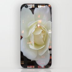 The Rose That Lives In The City iPhone & iPod Skin