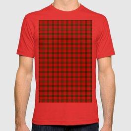 MacDougall Tartan T-shirt