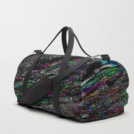 Shattered TV Duffle Bag