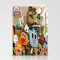 gumball Stationery Cards featuring GUMBALL by rosita