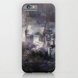 Dracula's Castle iPhone Case