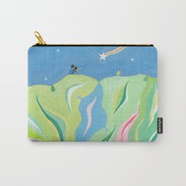 Colors of Happiness Carry-All Pouch