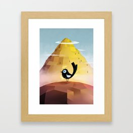 The Magic Empire Framed Art Print