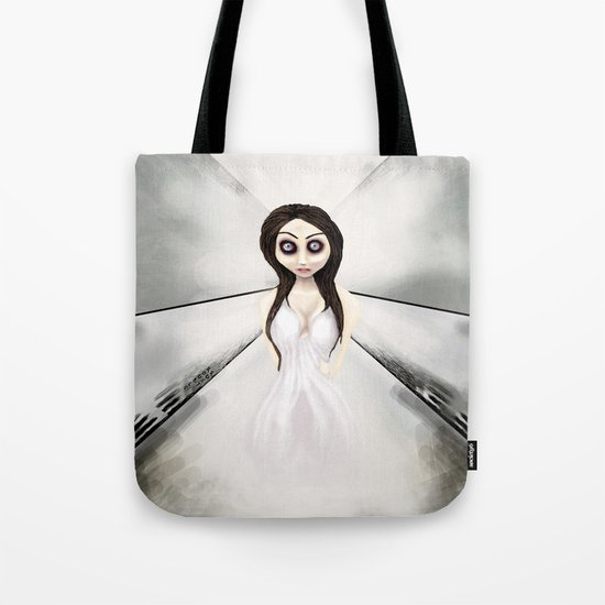 I feel like a ghost. Tote Bag