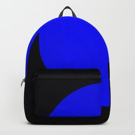 blue hole Backpack