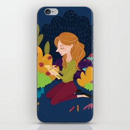 Painting iPhone Skin