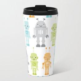 Robots Travel Mug