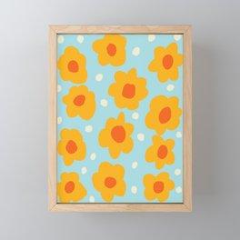 Happiness Is... Framed Mini Art Print