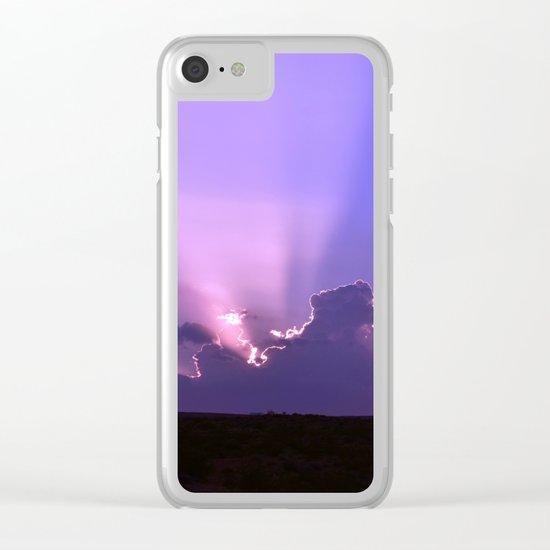 Serenity Prayer - III Clear iPhone Case