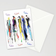 demonstration Stationery Cards
