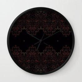 Vibration Wall Clock