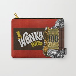 opened chocolate bar Carry-All Pouch