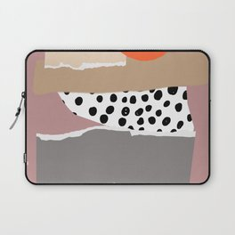 Torn Paper No. 1 Laptop Sleeve