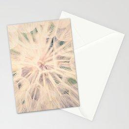 Macro Dandelion Stationery Cards