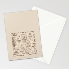Leg's Plan Stationery Cards