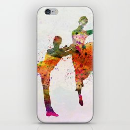 dancing queen iPhone Skin