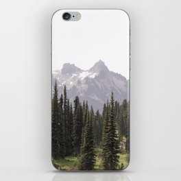 Mountain Wilderness - Nature Photography iPhone Skin