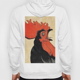 The Screaming Cock Hoody