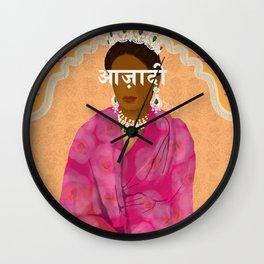 Aazadi Wall Clock