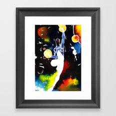 Universal power Framed Art Print