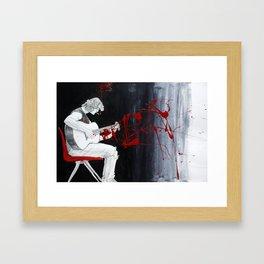 Killer Chords Framed Art Print