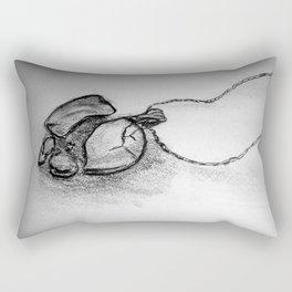 Heartbroken  Rectangular Pillow