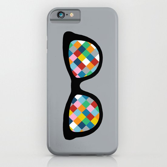 Diamond Eyes iPhone & iPod Case