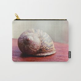 Snail's House Carry-All Pouch