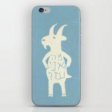 Goats iPhone & iPod Skin