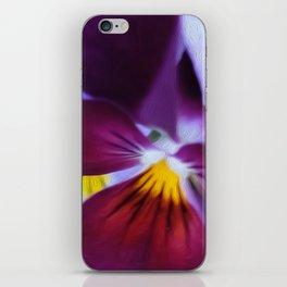 Beloved violas iPhone Skin