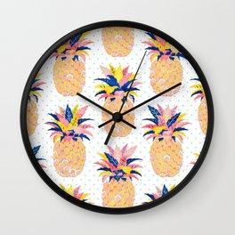 Tropical Punch 1 Wall Clock