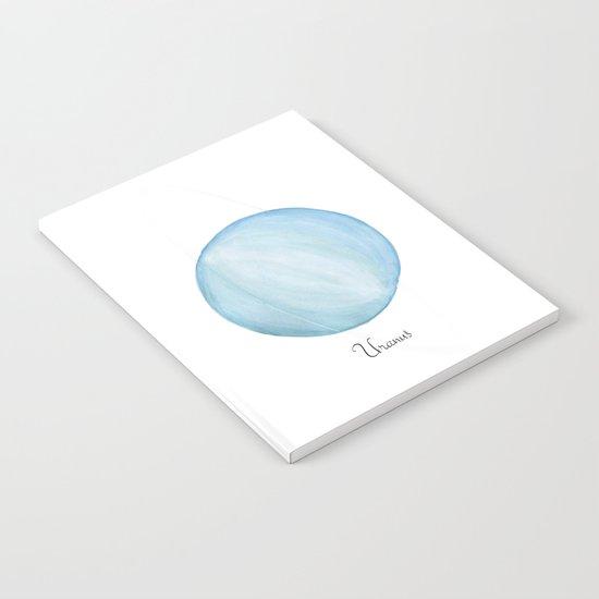 Uranus Notebook
