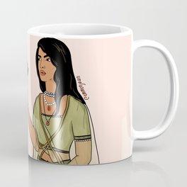 Nick and Priyanka Coffee Mug