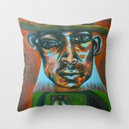 Trane Throw Pillow