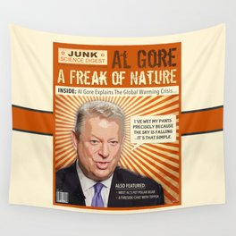 A Freak of Nature Wall Tapestry