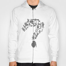 I am asking Why? Hoody
