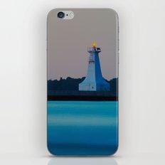 Lighthouse IIII iPhone & iPod Skin