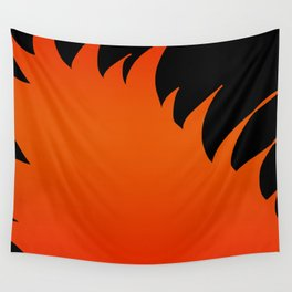 Flame Wall Tapestry