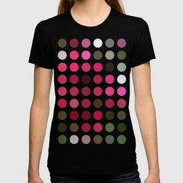 Crape Myrtle Dots T-shirt