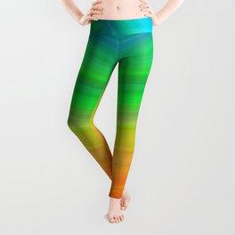 Rainbow Smile Leggings