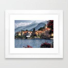 La Vita è Bella Framed Art Print